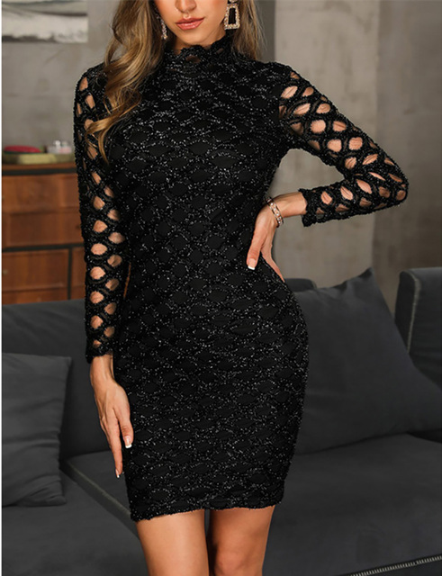 Chic Sexy Women Summer see through dress ropa mujer long tunic woman Mini Dress kylie jenner sexy veraco tube dress 1