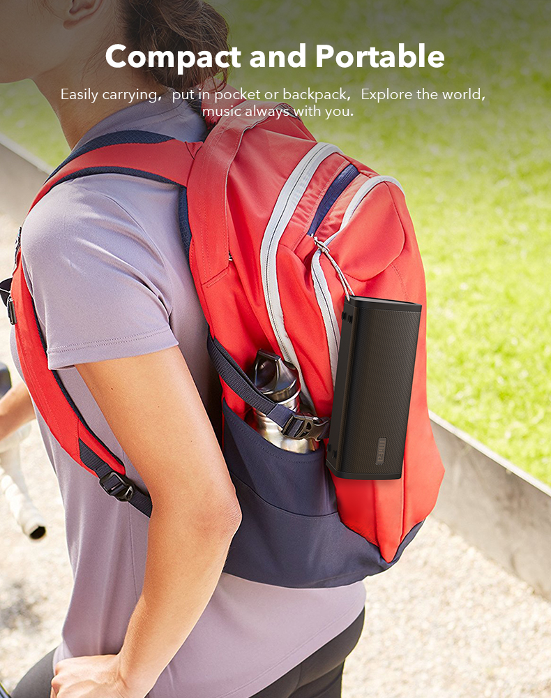 Bluetooth Portable Wireless 10W Loudspeaker Sound System 22