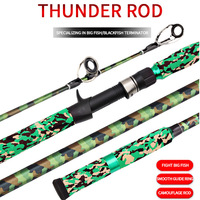 High Quality Spinning Fishing Rod Carp Fishing Rod for Lure casting rod carp bass Fish Tackle pesca Rod