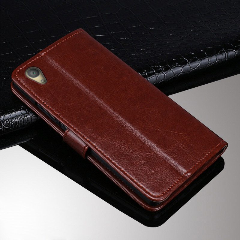 Leather Case For GOME K1 4G Vintage Premium Wallet Leather Stand Card Holder Flip Case For GOME K1 4G