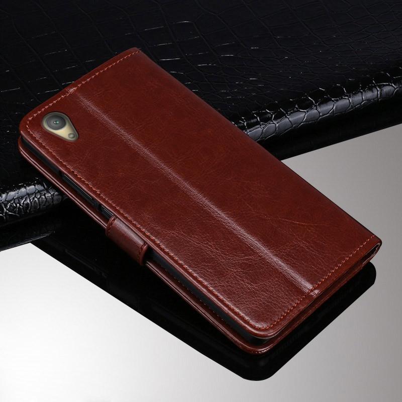 Leather Case For GOME K1 4G Vintage Premium Wallet Leather Stand Card Holder Flip Case For GOME K1 4G