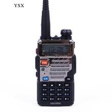2PCS BaoFeng UV-5RB Walkie Talkie Twin Band VHF/UHF 136-174&400-520MHz Novice Radio for baofeng telsiz