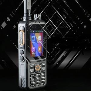 Image 2 - 2019 network walkie talkie WCDMA GSM smartphone Intelligent GSM intercom + analog intercom + stereo speakers walkie talkie WIFI