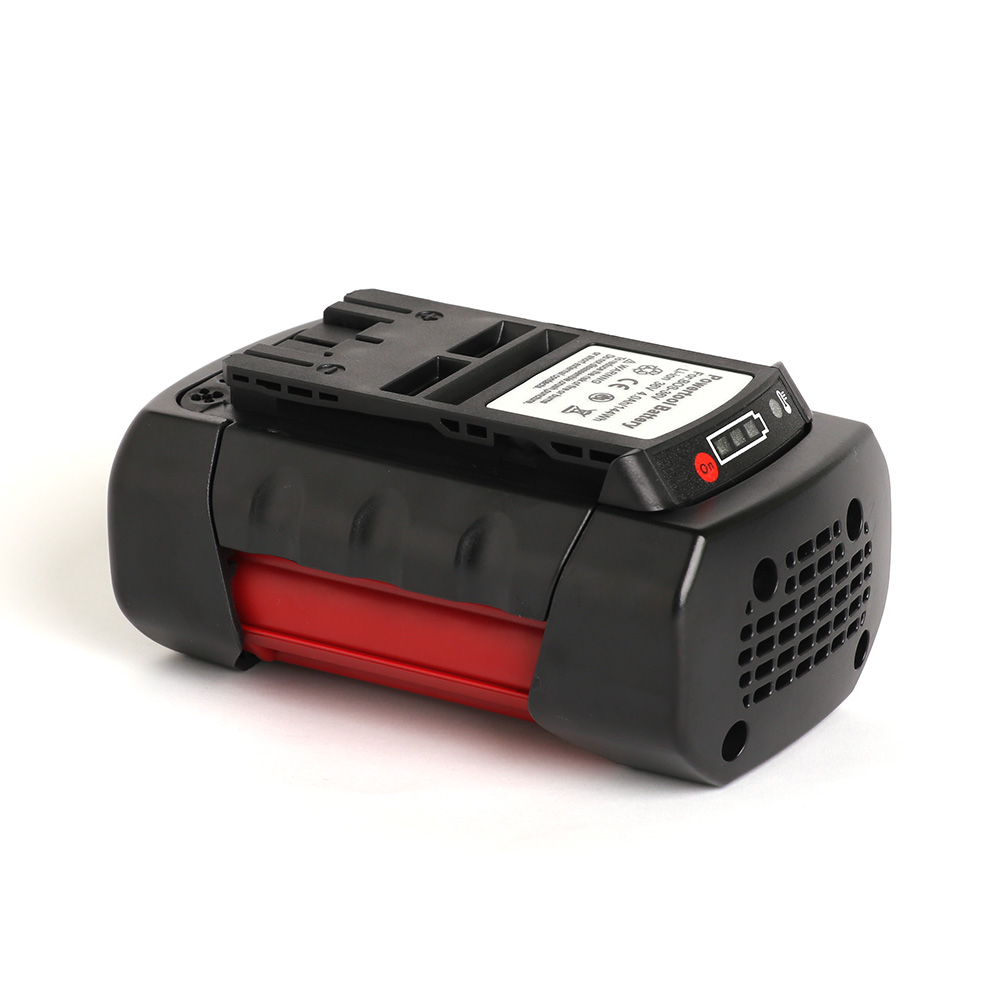 power tool battery,BOS 36V 4000mAh,Li-ion2607336003,2607336004,2607336107,2607336108,2607336173,BAT810,BAT836,BAT840,D-70771 spare 2600mah 36v lithium ion rechargeable power tool battery replacement for bosch d 70771 bat810 2 607 336 107 bat836 bat840