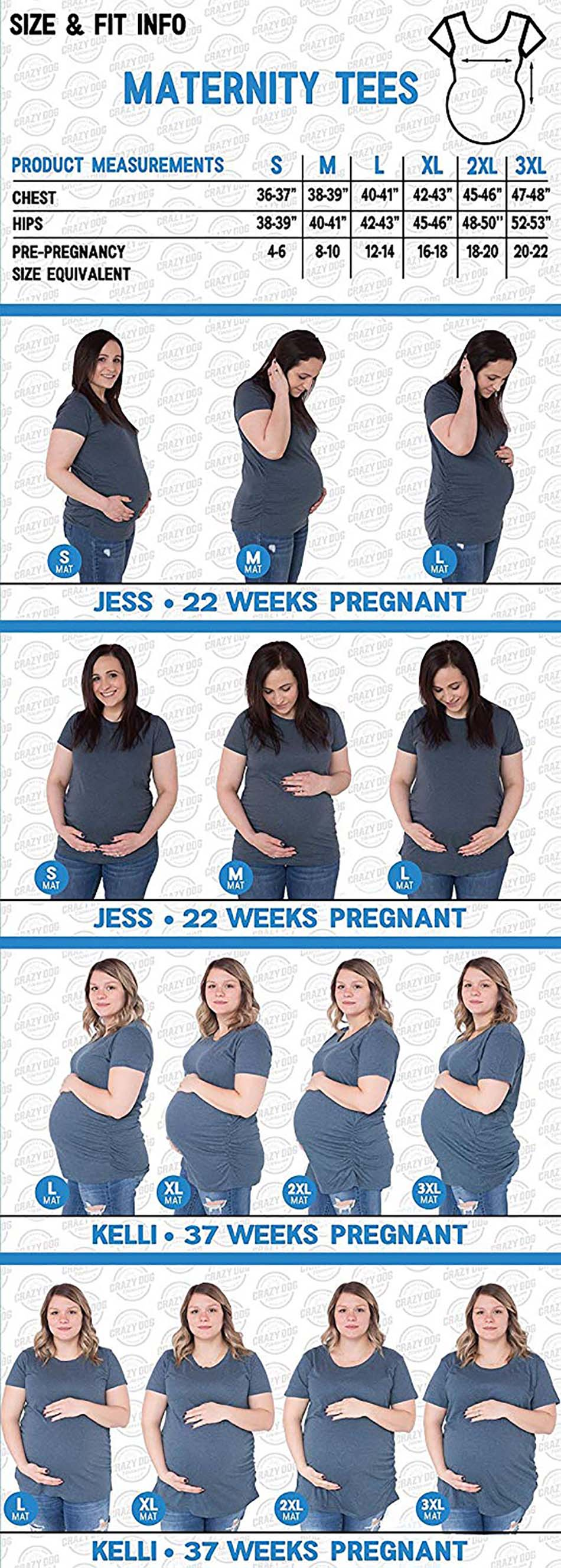 Baby is Coming Maternity T-Shirt Tops Mama Clothes Women 1