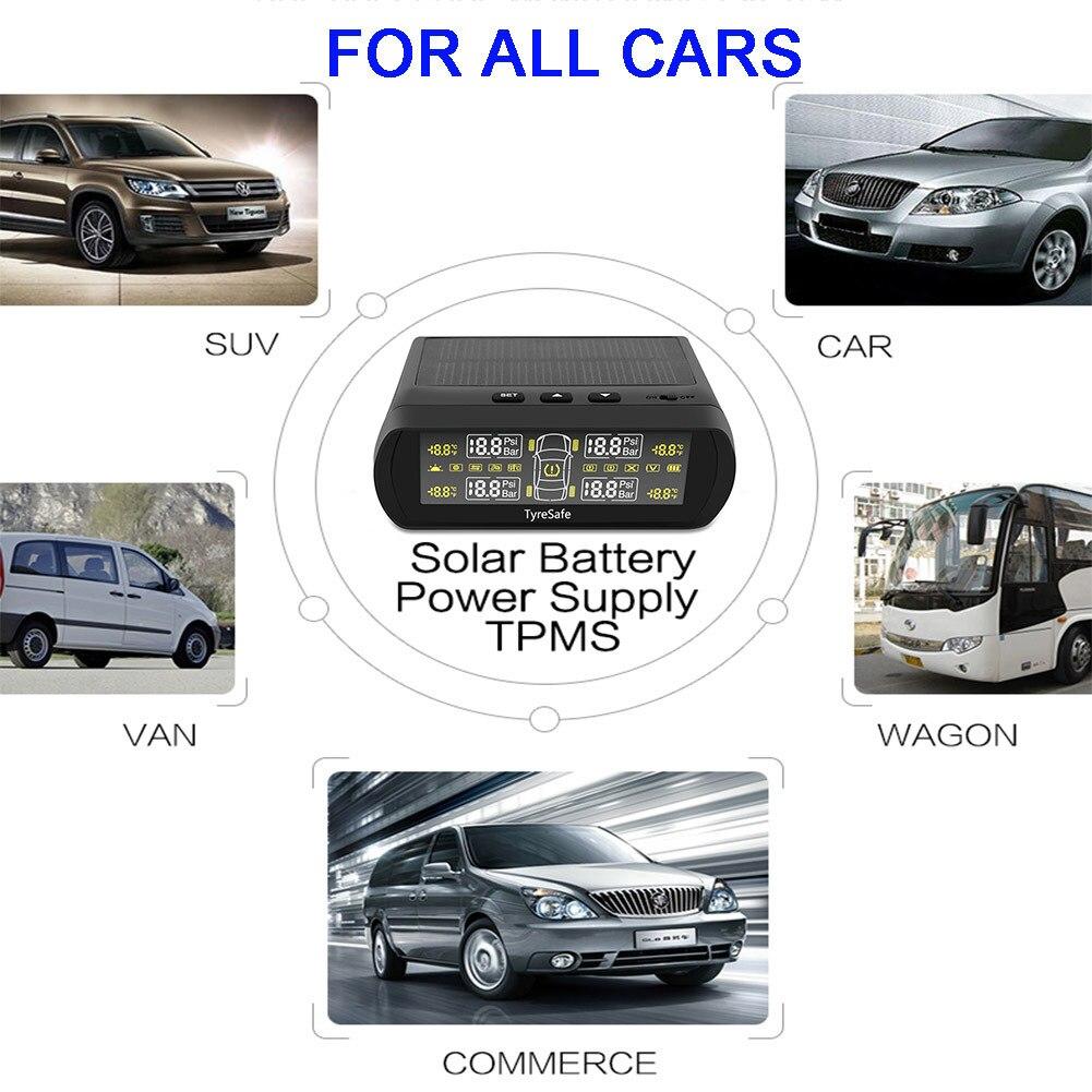 TPMS Detector de coche Sistema de monitoreo de presión de - Electrónica del Automóvil - foto 2