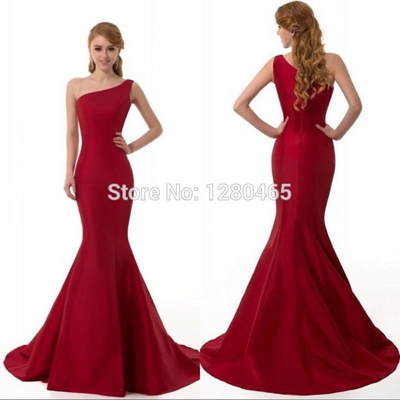Long taffeta prom dresses