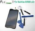 De alta qualidade para o blackview bv5000 screen display lcd + substituição da tela de toque novo para blackview bv5000 moble telefone + ferramentas