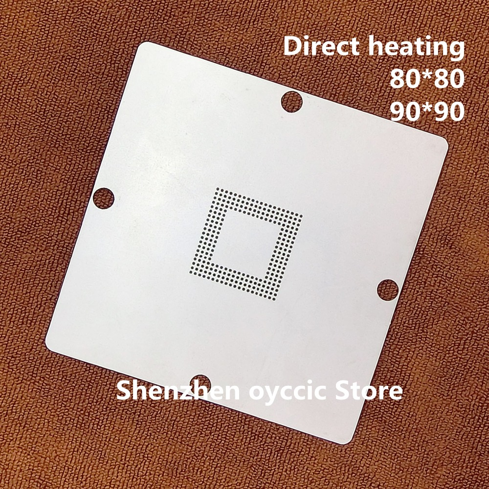 Direct heating 80*80 90*90  6417751R  HD6417751RBP240V  BGA Stencil Template  Direct heating 80*80 90*90  6417751R  HD6417751RBP240V  BGA Stencil Template