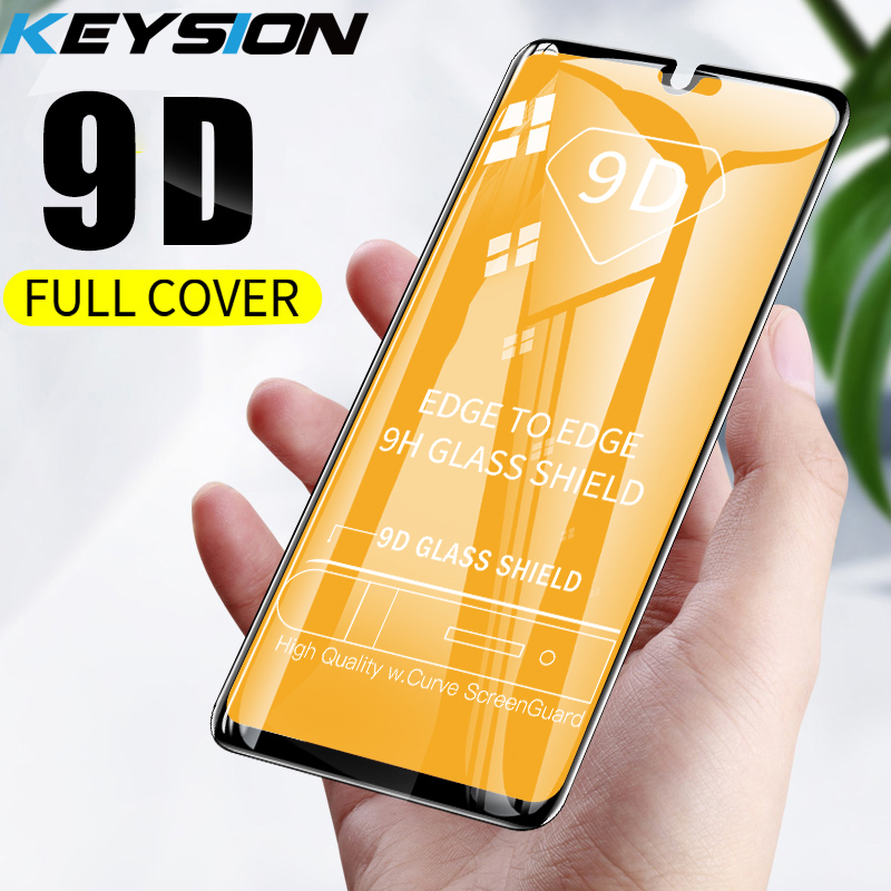 KEYSION Full glue Curved Tempered Glass for Samsung Galaxy A50 A70 A30 20 Screen Protector for A7 2018 M20 Protective Glass FilmKEYSION Full glue Curved Tempered Glass for Samsung Galaxy A50 A70 A30 20 Screen Protector for A7 2018 M20 Protective Glass Film