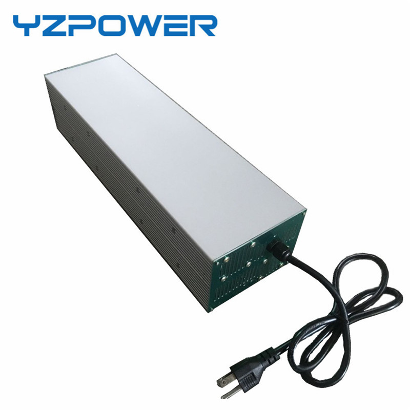 YZPOWER 84V 20A 19A 18A 17A 16A Battery Lithium Lion Charger for 72V Battery yzpower 84v 5a lithium battery charger for 72v 20s lithium battery electric motorcycle ebikes tools