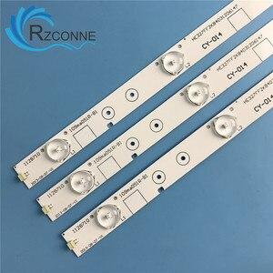 Image 2 - Bande de rétroéclairage pour Hisense, 571mm, LED, 6 lampes 32 pouces, télévision LED 32K20JD LED 32K30JD E227809 LED 32EC260JD LED 32EC110JD HXF S 6V/LED