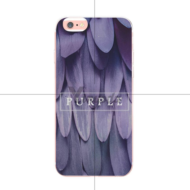 Yinuoda Purple Blue Pink Diy Luxury High End Protector Phone Case For Iphone Xs Max 8 7 6 6s Plus X Xs Xr 5 5s Se Case Coque