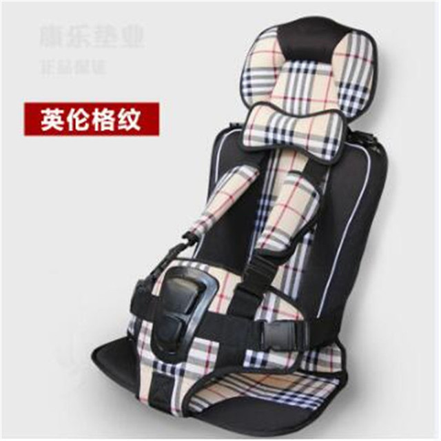 Car Baby Seat Brand Portable Baby Kids Chair Child High Chairs Seat Belts Safety Belt Folding Dining Feeding