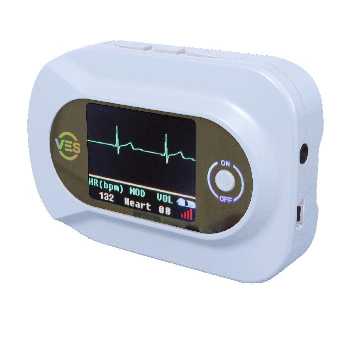 17 New Arrival Household Health Monitor Electronic Visual Stethoscope+SpO2+ECG 3