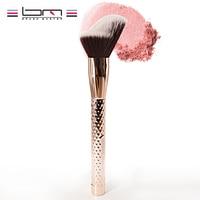 Brush Master Angled Blush Brush Professional Big Size For Compact Powder Loose Powder Contour Brush