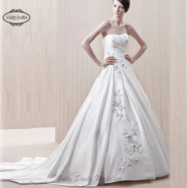 Vestidos de novia muy sexis