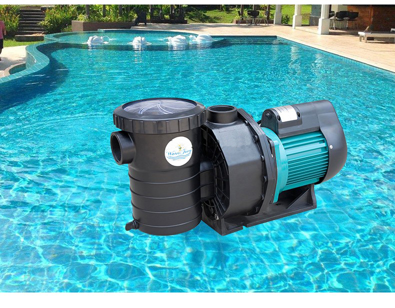 US $285.75 6% OFF|High Quality 2.6KW Self Priming Pump 220V for Swimming,  Spa Pool Fish Pond Pump 20M Lift-in Pumps from Home Improvement on ...