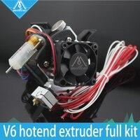 Mellow Free shipping 3D printer parts Titan Aero V6 hotend extruder full kit +3D Touch kit for Desktop FDM reprap mk8 i3