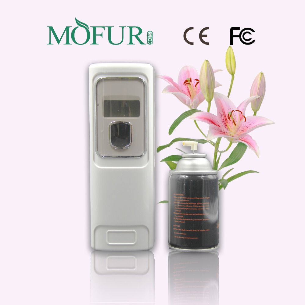 ᐂfree shipping automatic aerosol dispenser digital battery powered ...