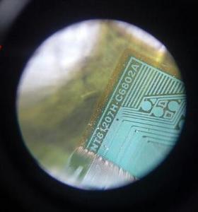 Image 1 - NT61207H C6802A новый модуль COF IC