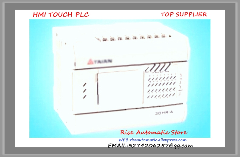 TP03-20SR-A New Original PLC 100-240VAC 24VDC 12 input Relay 8 output 1 COM