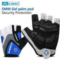 INBIKE New Style Bike Gloves Bicycle Half Finger Gloves Cycling Gloves Racing Gloves GEL 2 Color