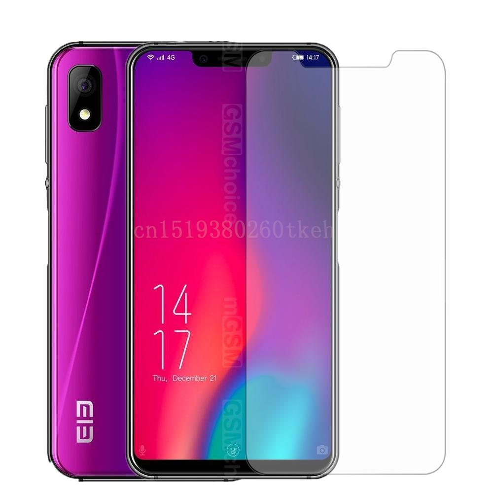 Elephone A4 Pro Tempered Glass On For Elephone A4Pro Screen Protector 9h Toughened Protective Glass Elephone A4 phone film