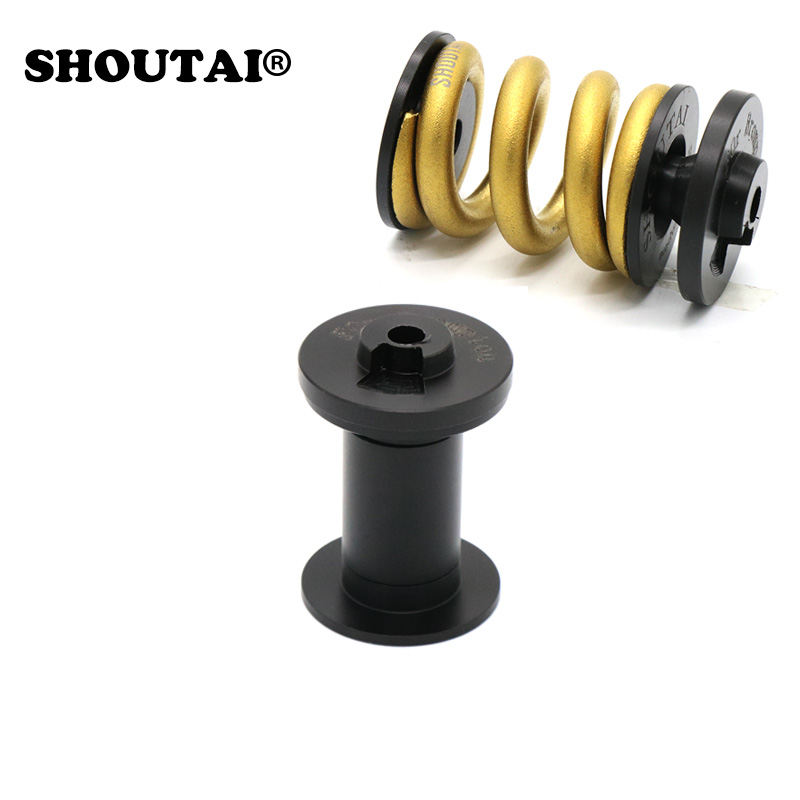 Bike Spring Replacement Spring Axle Nut Washer Slider Quick Release Parts