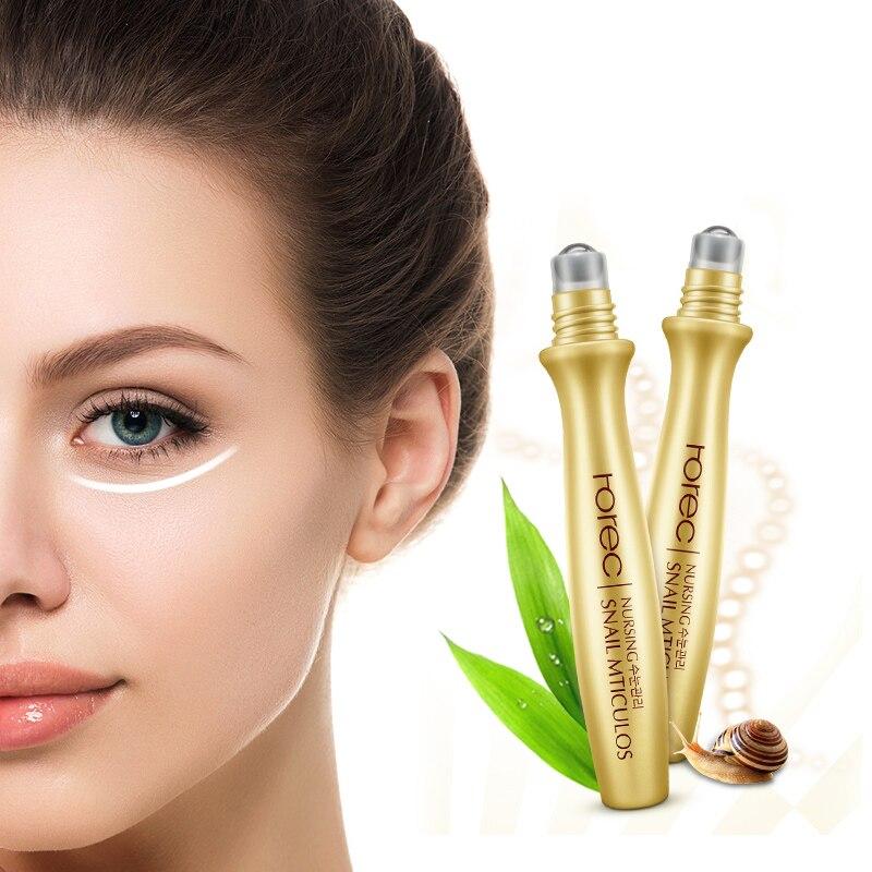 ROREC Eye Serum Instantáneamente Ageless Esponja antiarrugas para - Cuidado de la piel - foto 4