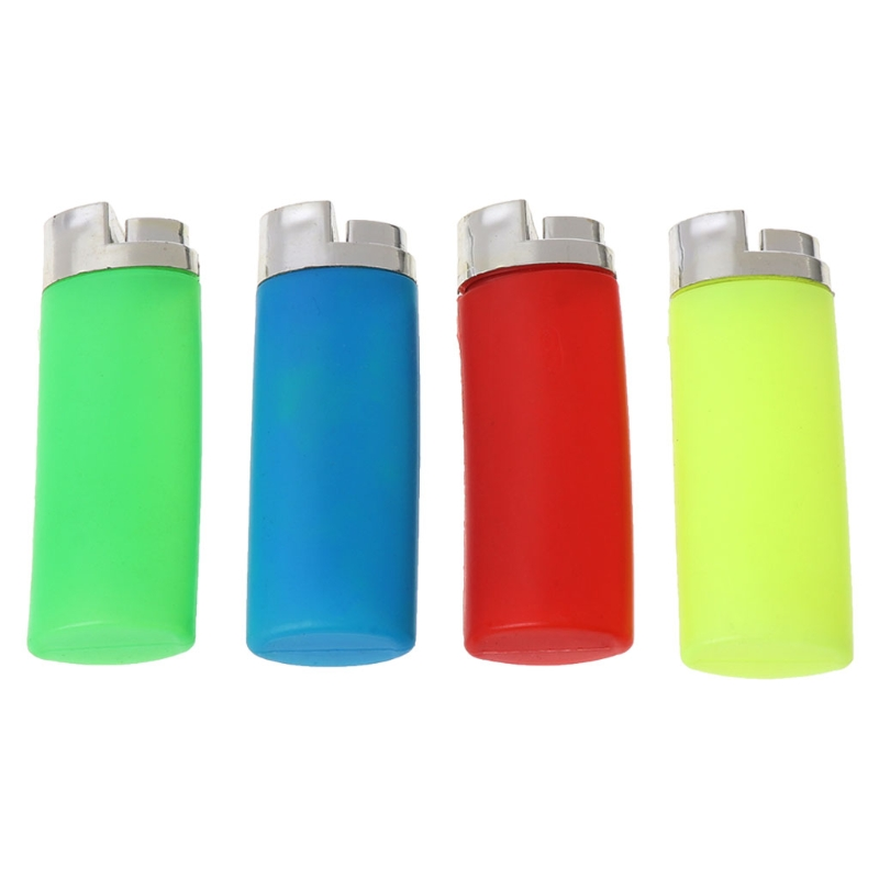 Funny Water Squirting Lighter Party Trick Gag Fake Lighter Prank Trick Toy Gift-m35