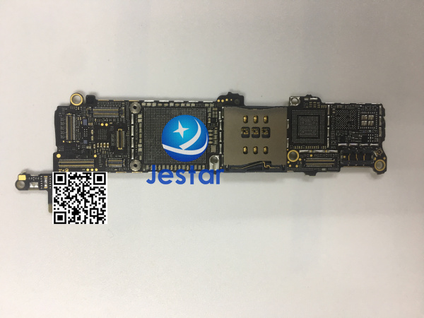 iphone 5 motherboard incomplete motherboard logic board with fpc cap coil diode 11015