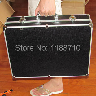 Carrying Case With Table Base - Magic Trick, Gimmick, Props