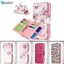 Nine card Relief PU Leather 5.1For Samsung Galaxy S6 Edge Case For Samsung Galaxy S6 Edge S6edge Cell Phone Cover Case