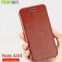 Xiaomi Redmi Note 4X Case Flip Cover 64gb Redmi Note 4 Leather Funda Xiomi Redmi Note4