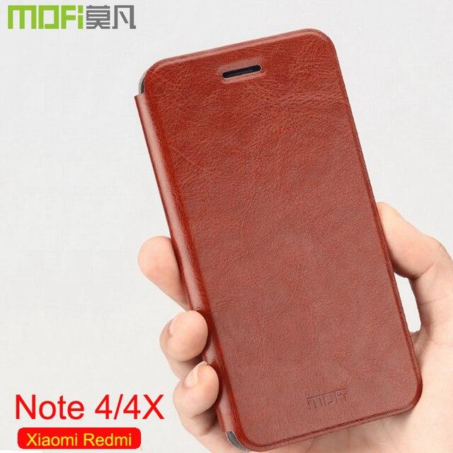 9614a5d4d20 Xiaomi redmi note 4X case flip cover 64gb Redmi note 4 leather funda yzp Xiomi  Redmi note4 coque 32gb note4x xioami 4 X coque