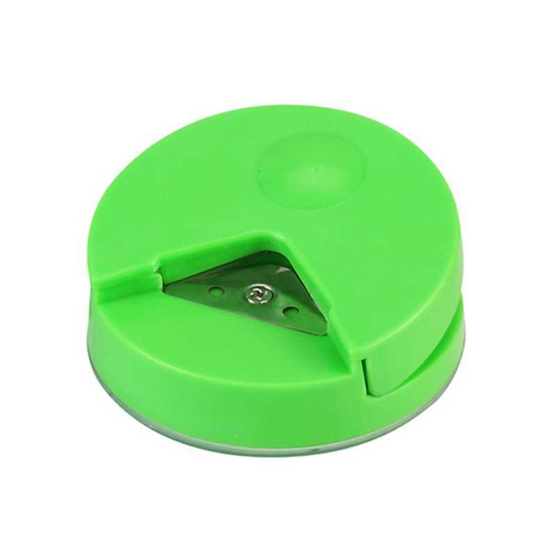 DIY Мини R4 карты Бумага резки угловая Машина круглый инструмент для пробивки Скрапбукинг резак для домашнего использования, тиснение инструменты для вырубки