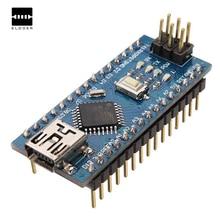 5V ATmega328P For Arduino Compatible For Nano V3 Improved Version No Cable 8 Analog Input Pins