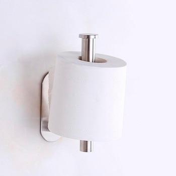 Porte Papier Toilette Gris
