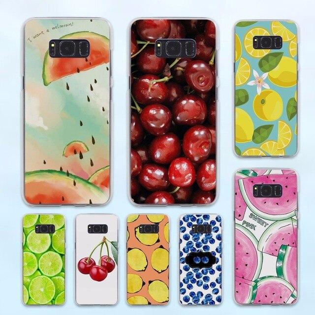 Citrons Livret De Conception Aquarelle Pour Samsung Galaxy S6 rkd9GvT