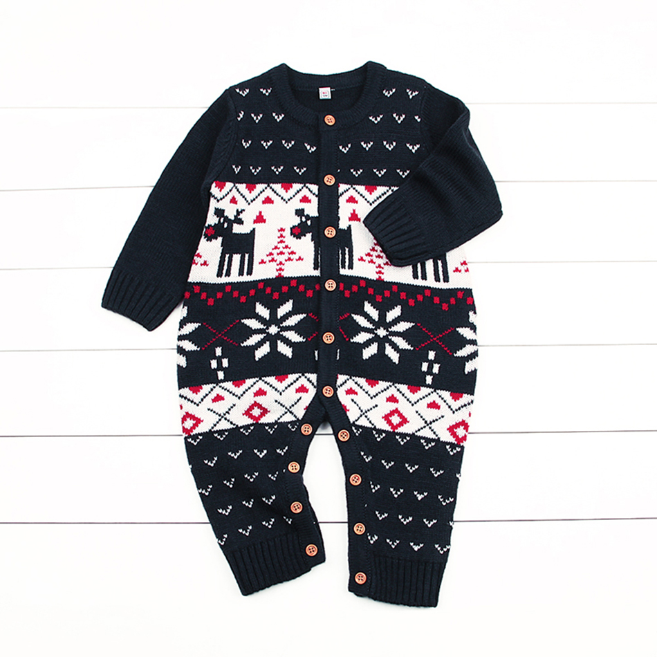 spring Autumn baby boy clothing Cotton Knitted Rompers Long Sleeved baby boy clothes cartoon Newborn Jumpsuit Infantil babies cotton baby rompers set newborn clothes baby clothing boys girls cartoon jumpsuits long sleeve overalls coveralls autumn winter