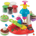 New  3d play doh creative cookie maker polymer clay tools set  plasticine  baby toys educational toys brinquedos educativos