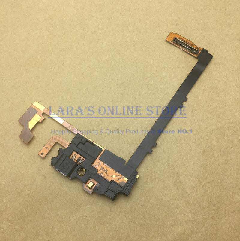 JEDX Original New Micro USB Charger Charging Port Dock Connector Flex Cable For LG Google Nexus 5 D820 D821 With Microphone