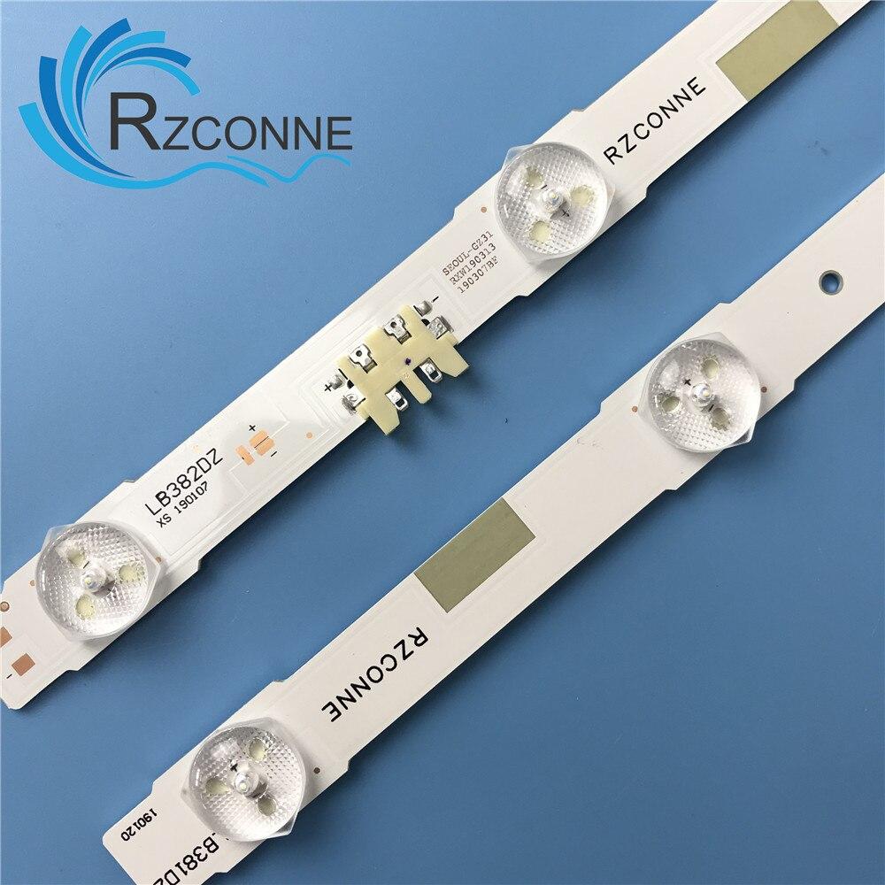 "LED Backlight strip 13 lamp For Samsung 50"" TV UE50JU6800 V5DR_500SCA_R1 V5DR_500SCB_R1 CY-TJ050HGNV2H UE50JU6850 BN96-38479A 5"