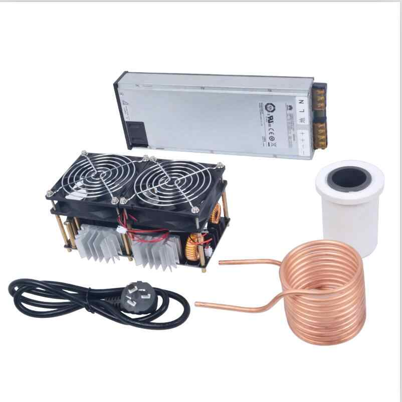 1800W ZVS Induction Heating Board Module Flyback Driver Heater Pump Adapter