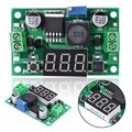 LM2596S DC to DC Buck Converter Adjustable Power Supply Step Down Module With Led Voltmeter