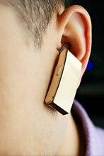 Uwatch Mini Suppot Anruf annehmen, Kompass, MP3, Musik, Herzfrequenz Smart Uhren Bluetooth Armband Kopfhörer UMINI U20 Smartwatch