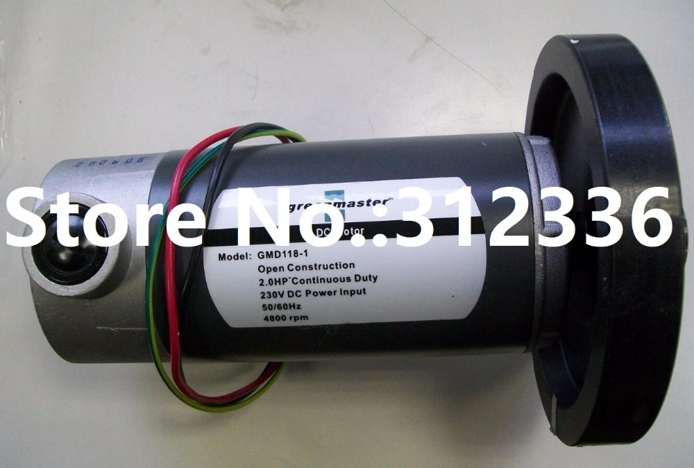 Fast Shipping GMD118-1 2HP 2.0HP 180V DC motor suit treadmill model Universal motor fast shipping jm05 022 2hp 2 0hp 2 25hp 180v dc motor for treadmill