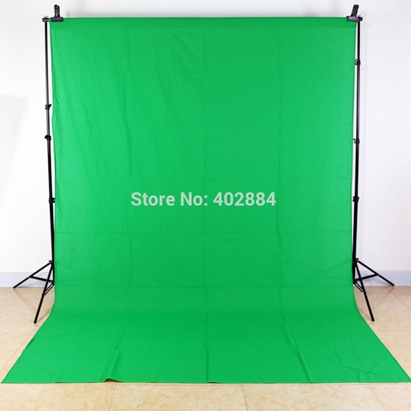 ფონი 3PCS 3 * 2M მწვანე შავი - კამერა და ფოტო - ფოტო 3