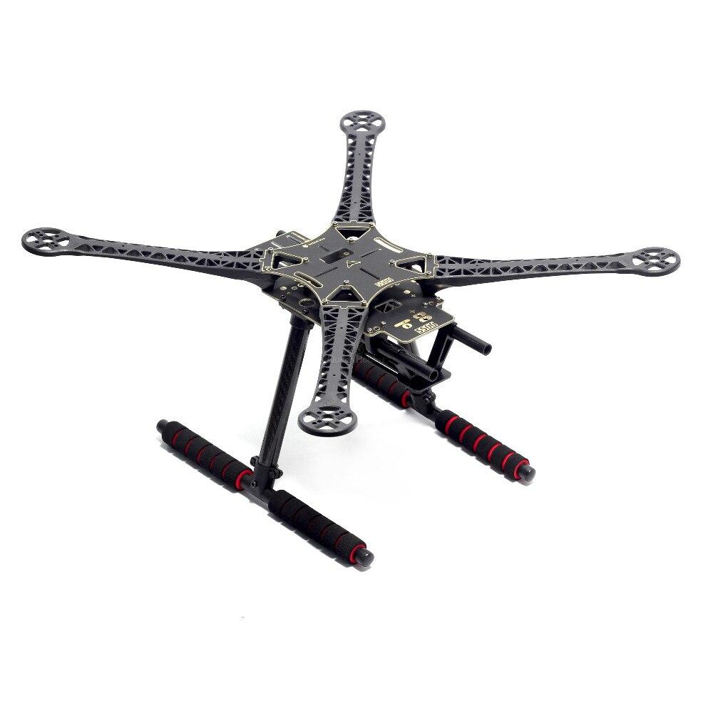 Quadcopter Frame Landing Arm mit Fahrwerk für DJI F450 Drohne S500 SK500